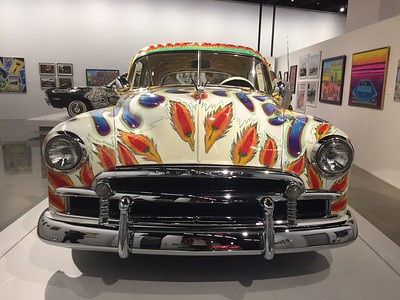 Peterson Automotive Museum LA. 11-22-17