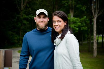 Megan and Todd