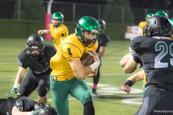 West Linn vs. Tigard October 7, 2016