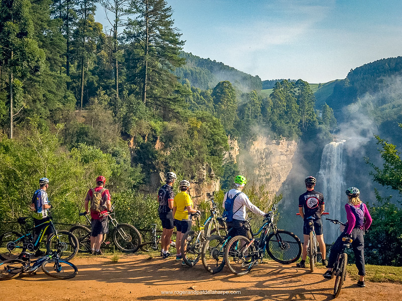 The KwaZulu Natal Karkloof offers some of the finest mountain biking routes around.