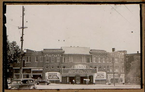 Benton Theatre Has Problems K.C., Mo. 8.2014
