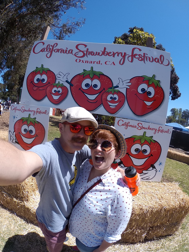 California Strawberry Festival 05-20-2017