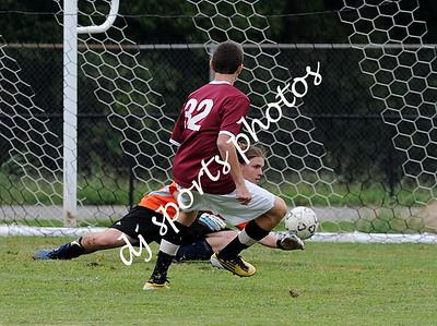 Ballard -vs- Atherton Soccer JV