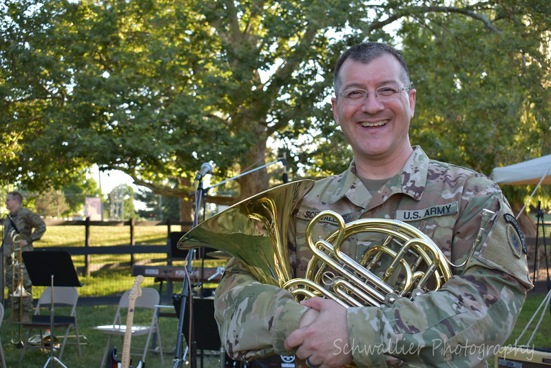 2018 - 126th Army Band Concert at the Zoo - Tune over by Heidi 001.JPG