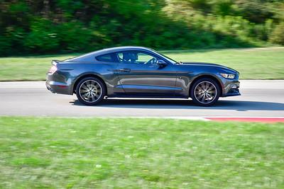 2021 SCCA TNiA  Aug 27 Pitt Nov Dk Silver Mustang