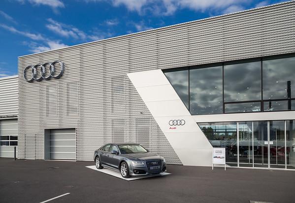Audi Future Now 2016