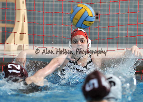 Girls JV Polo - Troy at Okemos - May 11