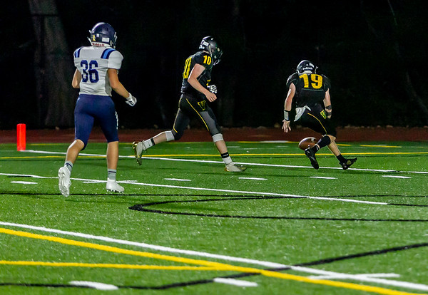 Set eight: Third quarter, Vashon Island High School Football v Sultan 09/06/2019
