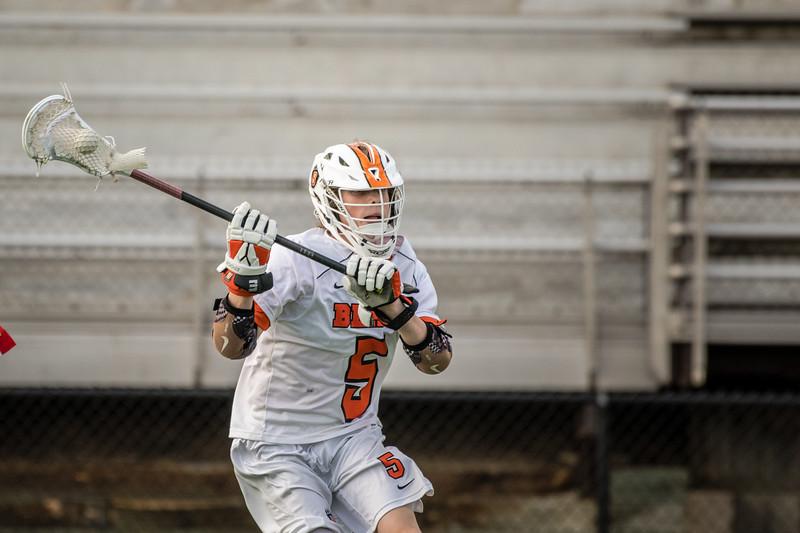Boys JV Lacrosse -V- Stillwater 2018