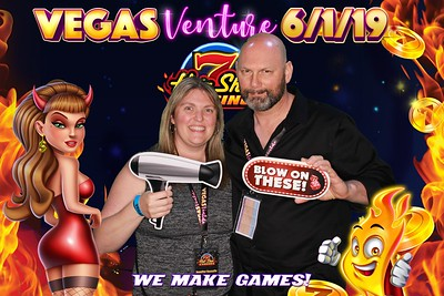 Scientific Games Vegas Venture 2019