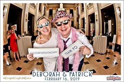 2/16/19 - Patrick and Deborah