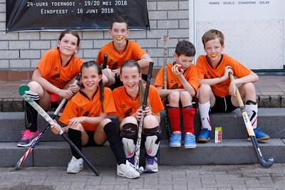 2018 Hockey toernooi Regenboog Retranchement