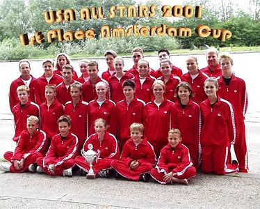 2001 Amsterdam Cup