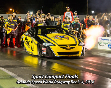 OSW World Sports Compact Finals Dec 3-4, 2016