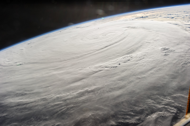 Tropical Cyclone - Aug 6, 2014