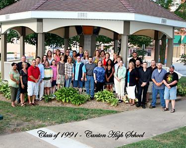 1991 Canton, IL Class Reunion