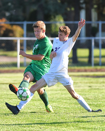 Alex Steindl scores five times as Elyria Catholic beats Keystone