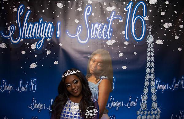 Shaniya's Sweet 16