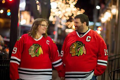 Engagement Session // Danielle & Dan