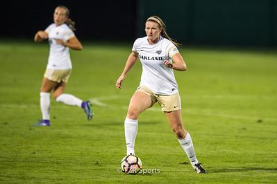 OU Women's Soccer vs. Cleveland State - 9/24/2016