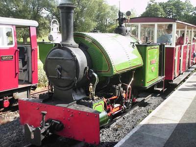 Amerton Railway