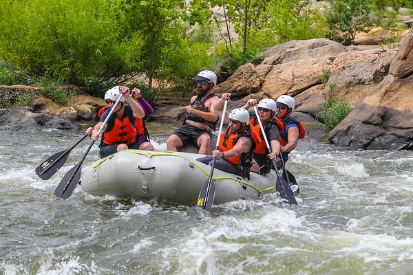 River City Adventures 6-22-16 Morning Trip