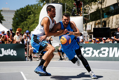 2017 FIBA 3X3 World Tour Saskatoon Quarter Final Two