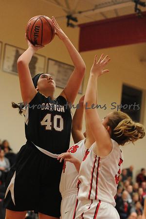 Dayton vs. Santiam Christian Girls HS Basketball