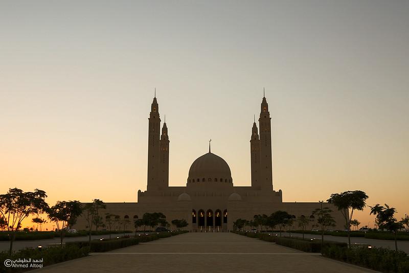 Sultan Qaboos mosqe - Nizwa (8).jpg