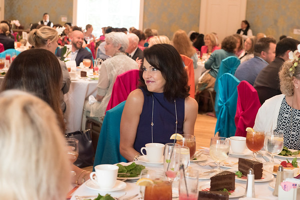 The Rose Houston: Time To Care Luncheon 2017