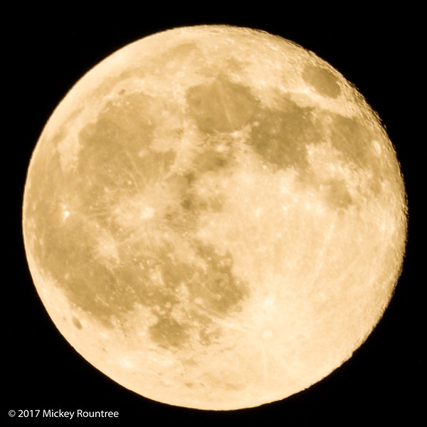 July 9, 2017 Full Moon