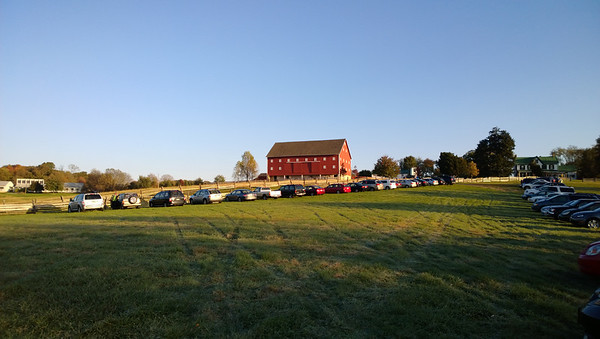 Cross Country on the Farm 5K (XC)