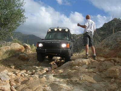 Offroading 2008