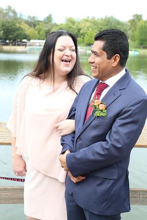 Valle-Ramirez Wedding