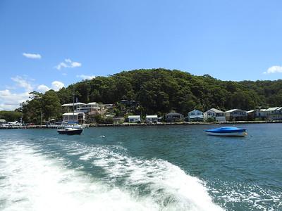 From Woy Woy to Empire Bay (via Saratoga & Davistown), NSW