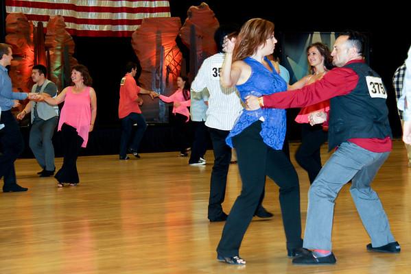 West Coast Swing Convention-Saturday Contest
