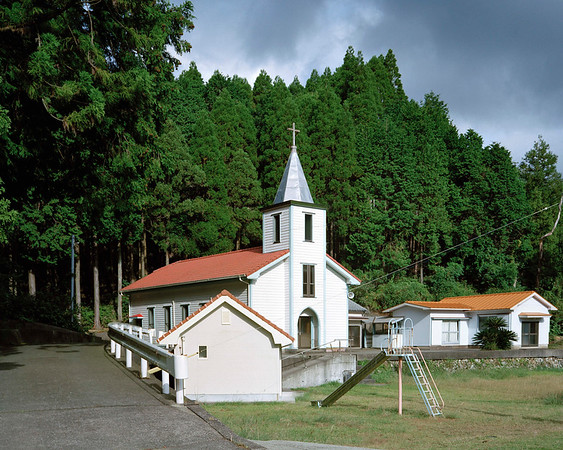 Vernacular Churches, Nagasaki, 2016 - 2020