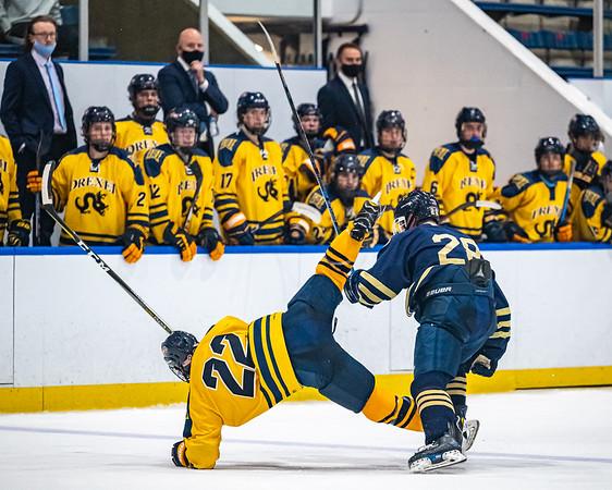NAVY Men's Ice Hockey at Drexel (10/02/2021)