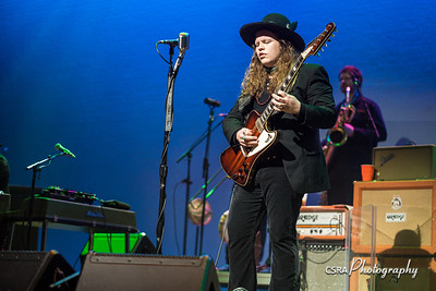 Marcus King Band at Miller Theater 12-29-19
