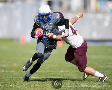 10-8-16 Minneapolis Roosevelt v Minneapolis North Football