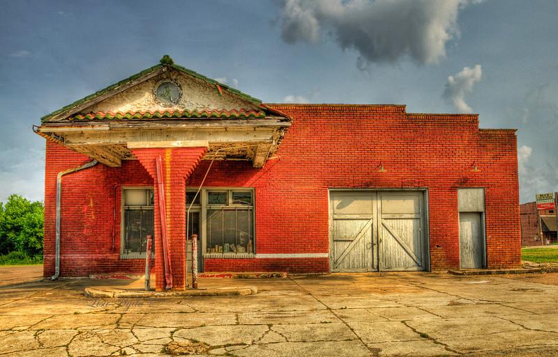 Marathon Oil Service Station - Fordyce, AR