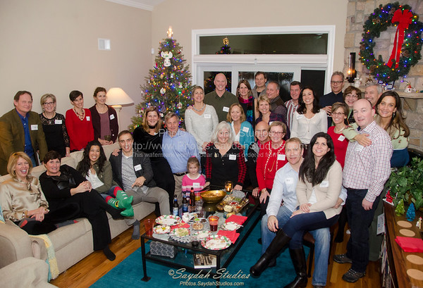 Master Swimmers Christmas Party