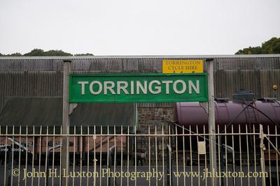 Torrington Station & Tarka Valley Railway