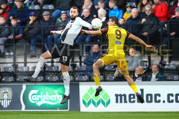 Notts County v Sutton United 07 - 12 - 19