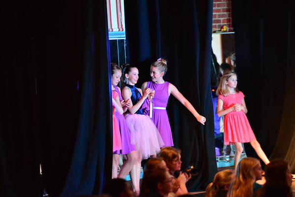 Middle School Joni Recital - spring 2015