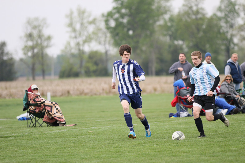 Fusion vs Tippecanoe (away)