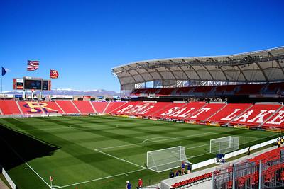 Real Salt Lake vs Colorado Rapids 3-16-2013