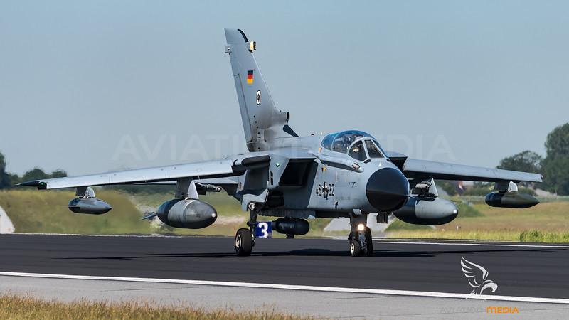 Luftwaffe TaktLwG 51 / PANAVIA Tornado ECR / 46+32