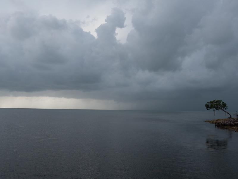 florida bay storm