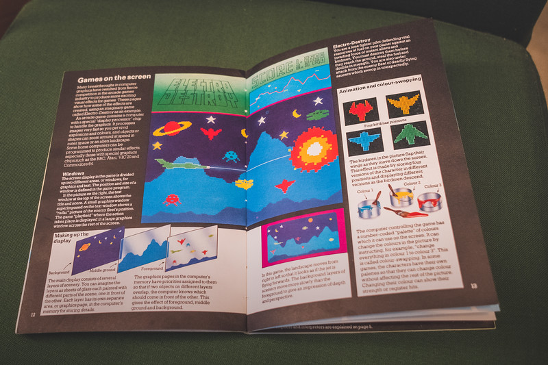 Computer Graphics book circa 1983